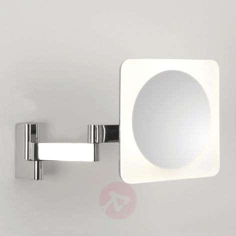 Niimi Square LED Mirror 5x Magnification