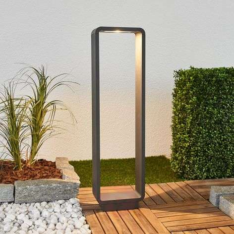 Ninon - LED path light with rounded corners