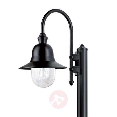 Nios durable path light in black