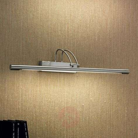 Noblesse LED Wall Picture Light Matte Nickel