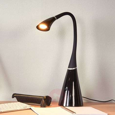 Noelia dimmable LED table lamp for the office