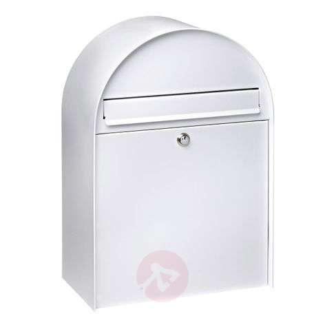 Nordic 780 large letter box, coated-1532142X-31