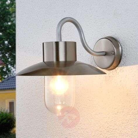 Nordic-looking outdoor wall light Leenke-9647073-31