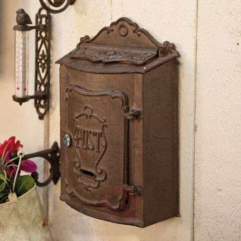 Nostalgic letter box Heriko