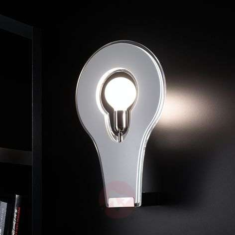 Novel wall light Flat 50
