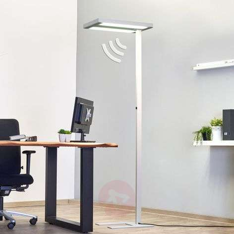 Office floor lamp Free-F LED10000 HFDd 840 SD