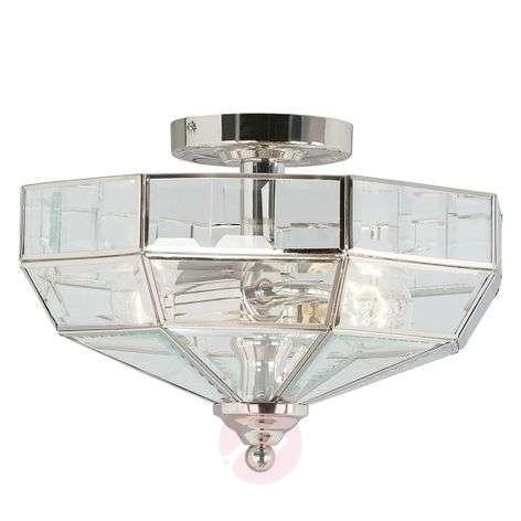 Old Park - semi-flush ceiling lamp