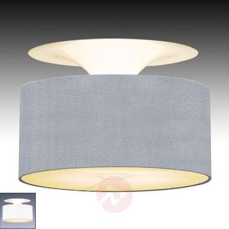 Onda- ceiling light with chintz film