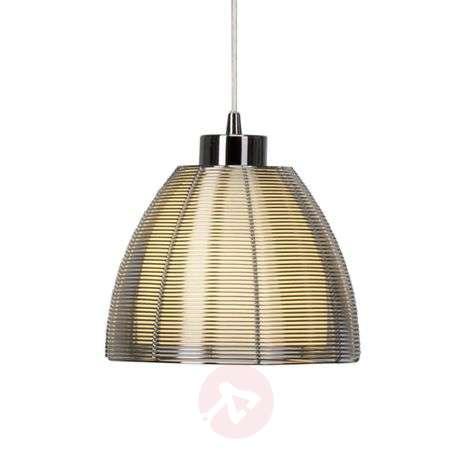 One-bulb pendant light Relax chrome