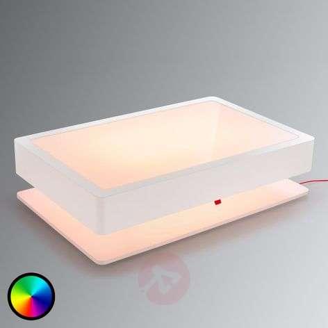 Ora Home LED Pro - luminous coffee table