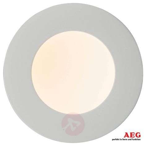 Orbita – LED recessed light in white
