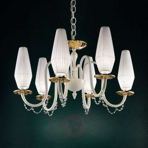 Organza chandelier Milady