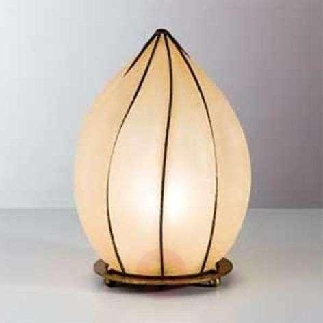 Oriental POZZO table lamp, 30 cm