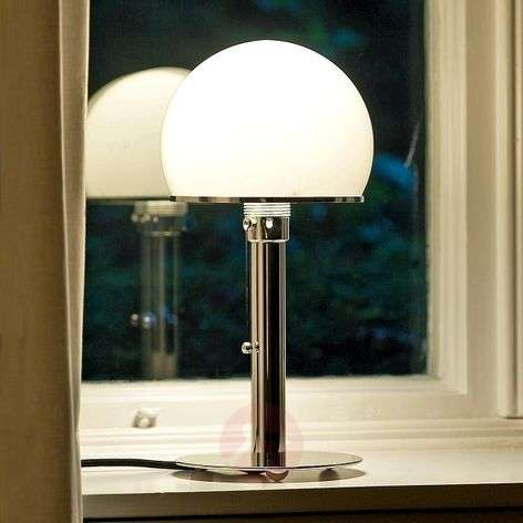 Original Wagenfeld table lamp