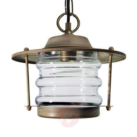 Outdoor hanging light Adessora seawater-res.