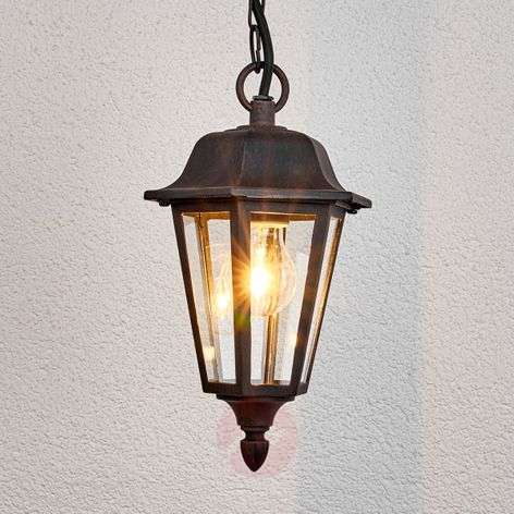 Outdoor hanging light Lamina in lantern form-9630056-31