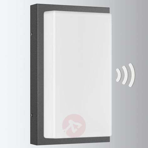 Outdoor wall lamp Babett with motion sensor-6068121-31