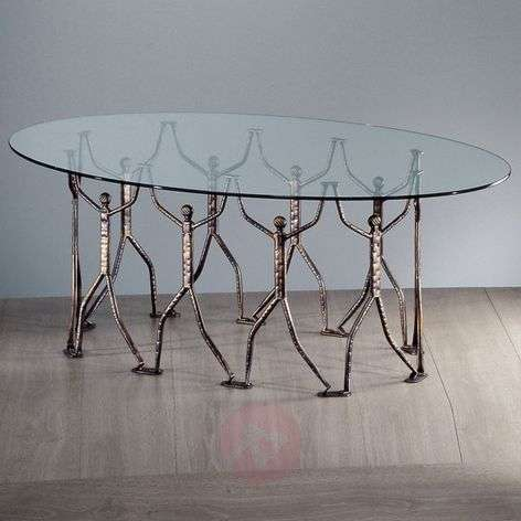 Oval table Ethno, 110x80cm-5505341-31