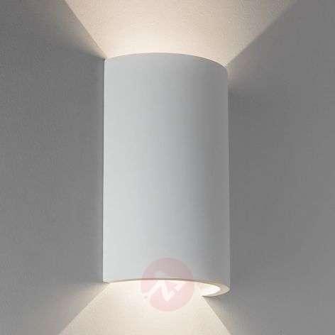 Paintable Serifos LED wall light 170, plaster-1020588-31