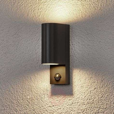 a7698689164 Annalea motion sensor outdoor wall lamp
