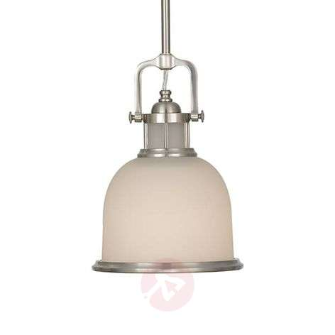 Parker Place slim hanging lamp in industrial style