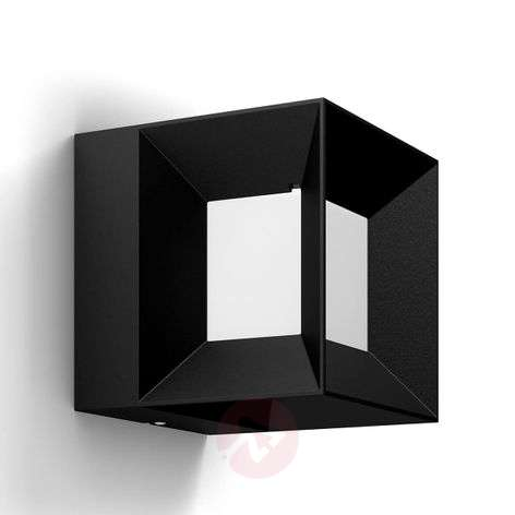 Parterre - cubic LED outdoor wall light