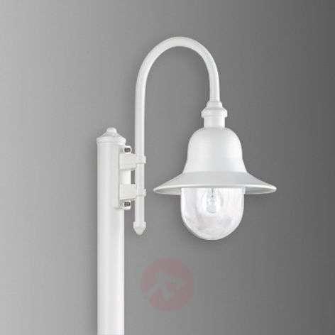 Path lamp Nios white