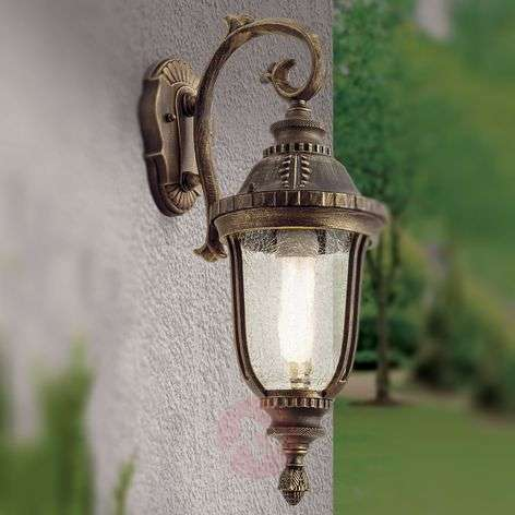 Paula Outside Wall Light Traditional Hanging