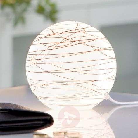 Paulmann Giba table lamp made of glass-7500735-31