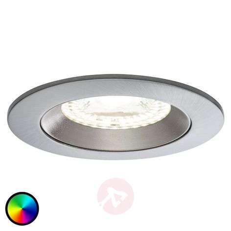 Paulmann Smart Friends Lens LED downlight, 3-set