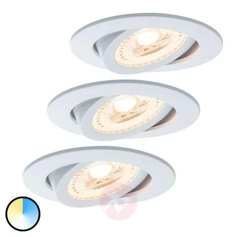 Paulmann Smart Friends Lens LED downlight CCT, 3