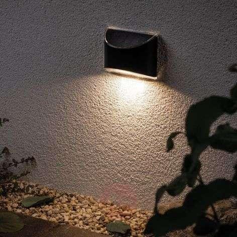 Paulmann solar wall light Elliot with battery
