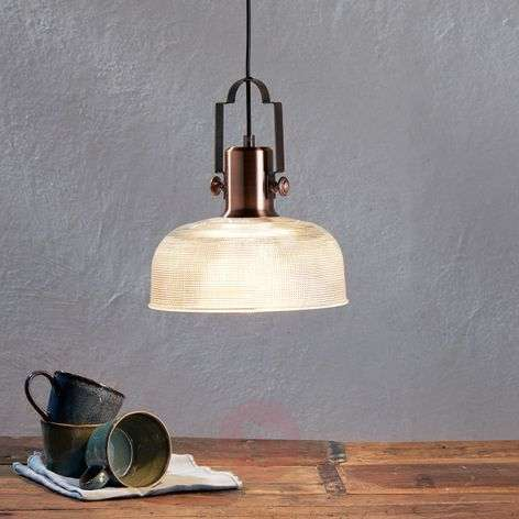 Pendant light Fietje with retro factor-9620881-32