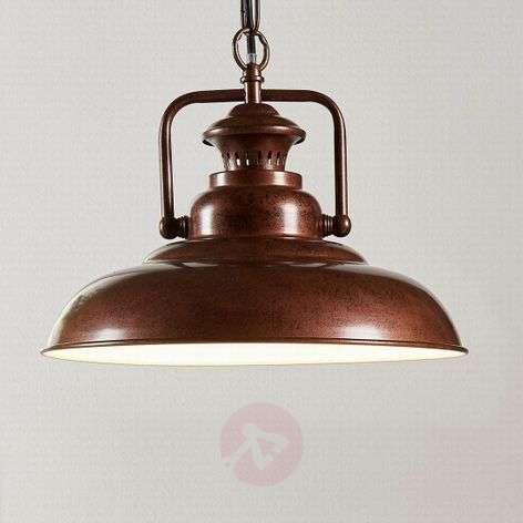 Pendant light Nico in an industrial style