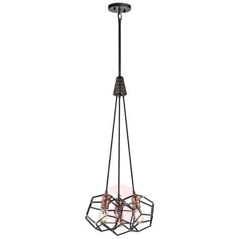 Pendant light Rocklyn - three-bulb