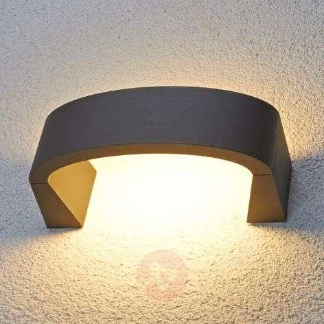Peppa, Elegant LED Exterior Wall Lamp, IP54-9619001-31