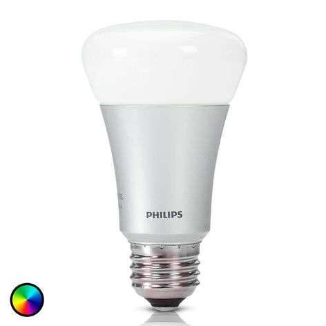 Philips Hue E27 bulb White+Color Ambiance 10W
