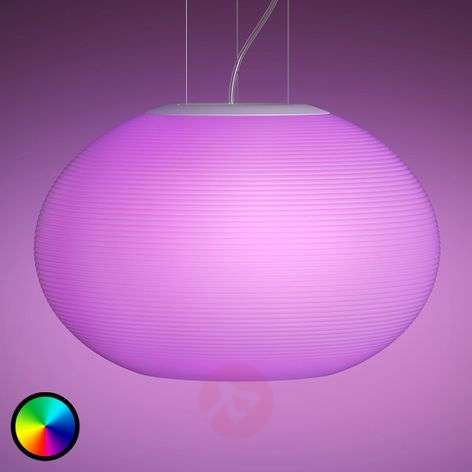 Philips Hue Flourish LED pendant light