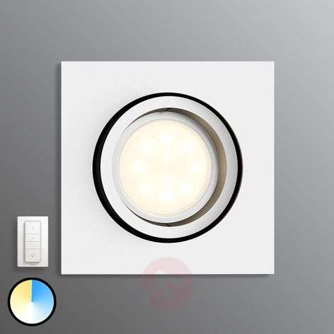 Philips Hue Milliskin, angular white dimmer switch