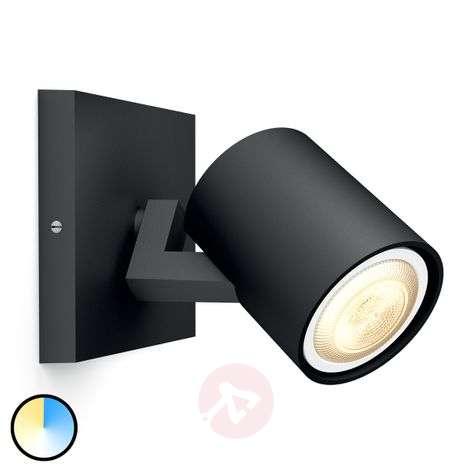 Philips Hue Runner spotlight 1-bulb dimmer black