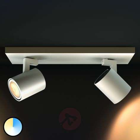 Philips Hue Runner spotlight 2-bulb dimmer white-7531891-31