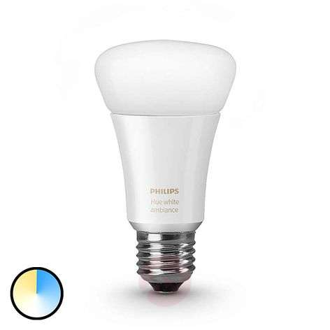 Philips HUE White Ambiance E27 9.5 W add-on