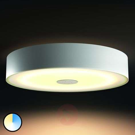 Mega Philips Hue White Ambiance Fair ceiling lamp white | Lights.ie HD15