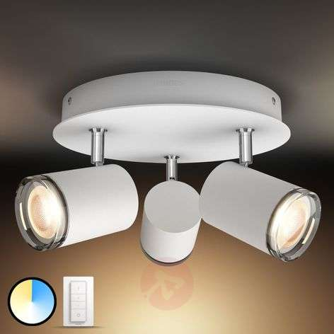 Philips Hue White Ambience Adore LED ceiling light