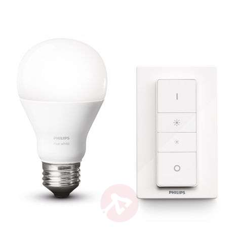 Philips Hue White E27 wireless dimming kit 9.5W