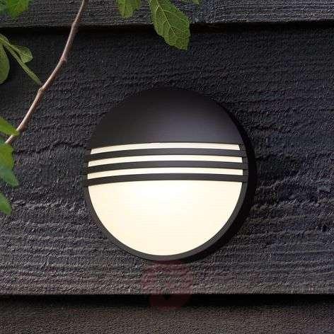 Philips Yarrow black LED outdoor wall light-7531792-32
