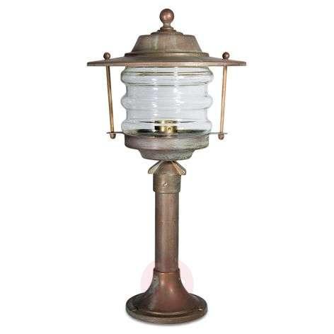 Pillar light Adessora Laterne seawater-resistant