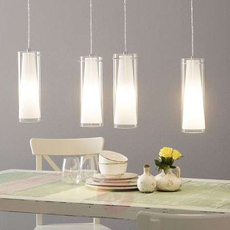 PINTO Variable Dining Room Lamp, 4 Lamp-3031415-31