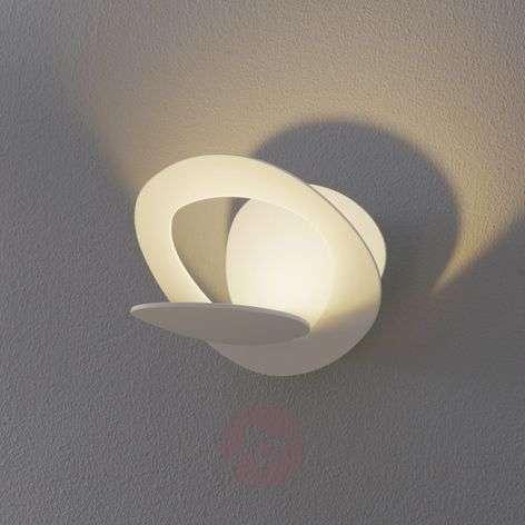 Pirce Micro - white LED wall light, 3,000 K