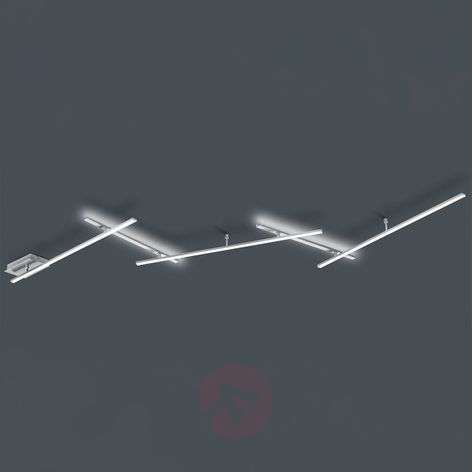 Pivotable Indira LED ceiling lamp dimming function